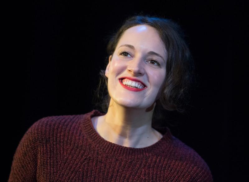 'Fleabag' performed by Phoebe Waller-Bridge at the Soho Theatre, London, UK
