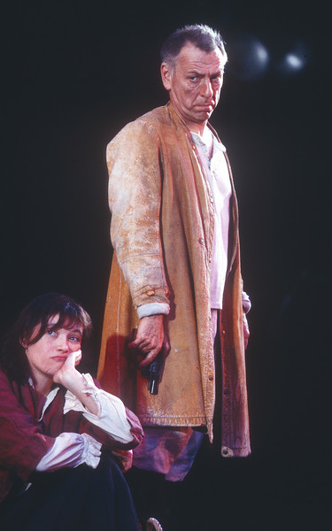 'Flight' Play performed in the Olivier Theatre, National Theatre, London, UK 1998