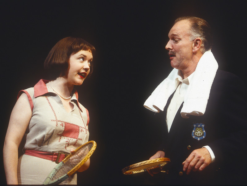 'For Services Rendered' Play performed at the Old Vic Theatre, London, UK 1993