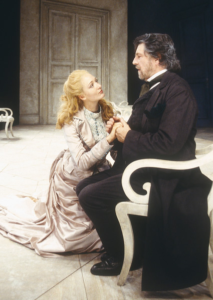 'Fortunes Fool' Play performed at the Chichester Festival Theatre, East Sussex, UK 1996