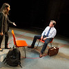 'Future Conditional' Play performed at the Old Vic Theatre, London,UK