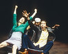 'Gas Station Angel' Play performed at the Royal Court Theatre, London, UK 1998
