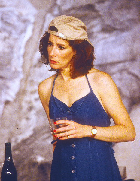 'Gaucho' Play performed at Hampstead Theatre, London, UK 1995