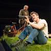 'German Skerries' Play performed at the Orange Tree Theatre, Richmond, UK