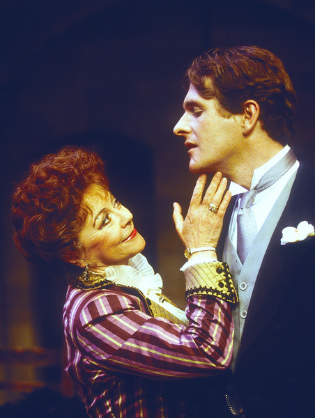 'Getting Married' Play performed at Chichester Festival Theatre, West Sussex, UK 1993