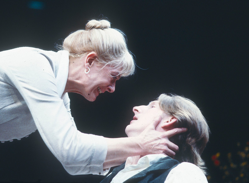 'Ghosts' Play performed at The Young Vic Theatre, London, UK 1986