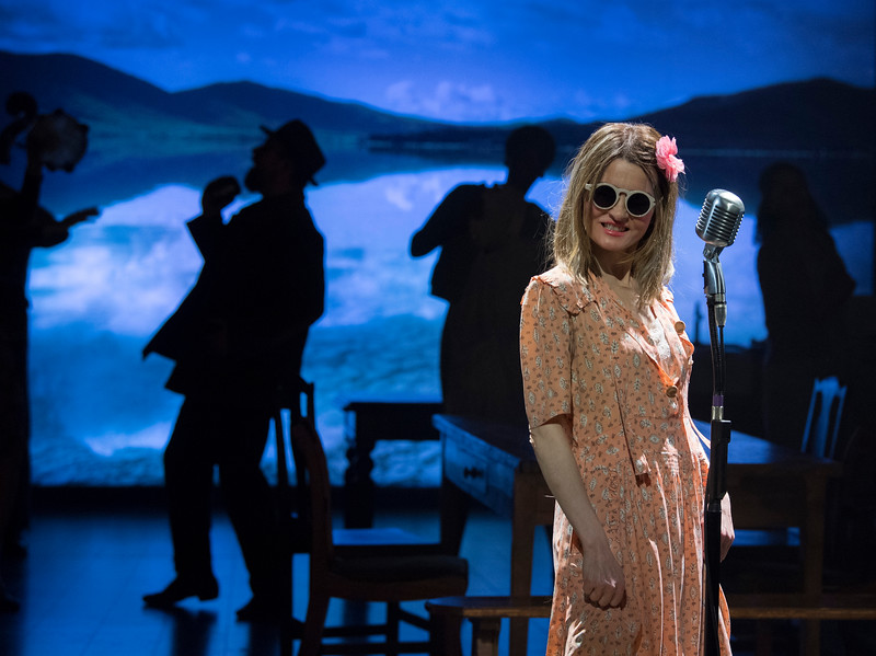 'Girl from the North Country' Play performed at the Noel Coward Theatre, London, UK