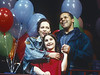 'Goodbye Girl' Play performed at the Albery Theatre, London, UK 1997