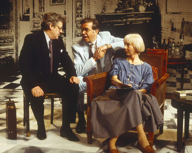 'Grace' Play performed at Hampstead Theatre, London, UK 1993