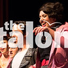 The cast of Grease performs on (Friday,  Jan. at Argyle High School in Argyle, Texas. (Annabel Thorpe / The Talon News)
