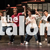 The cast of Grease performs a preview for (Wednesday,  Jan. at Argyle High School in Argyle, Texas. (Annabel Thorpe / The Talon News)