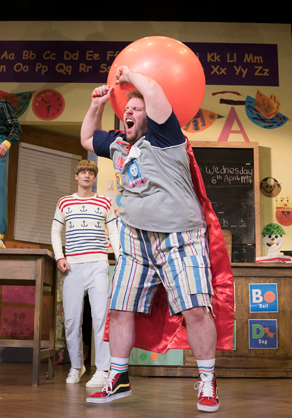 'Groan Ups' Play performed at the Vaudeville Theatre, London, UK