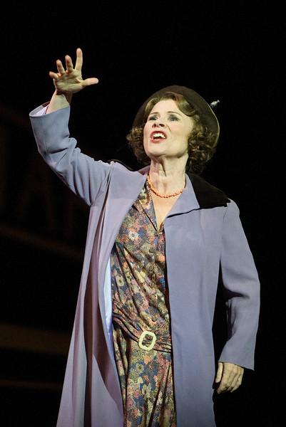 'Gypsy' Musical performed at The Savoy Theatre,London,UK