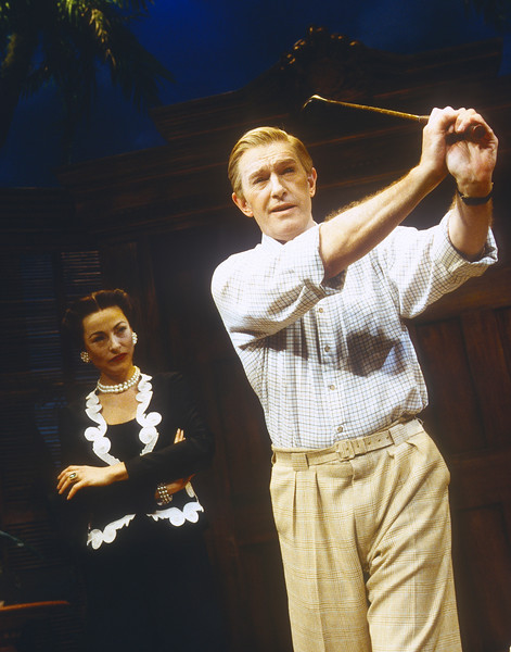 'HRH' Play performed at the Playhouse Theatre, London, UK 1997