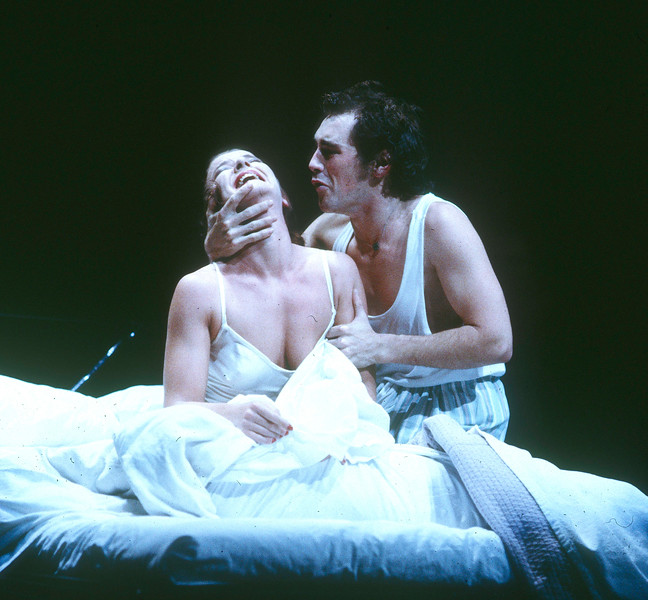 'Hamlet' Performed by the Royal Shakespeare Company, UK 1989