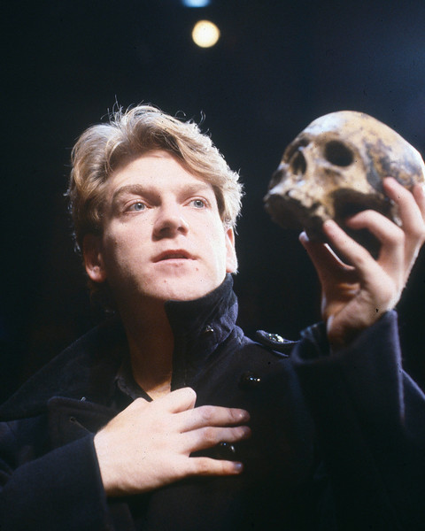 'Hamlet' Play performed by Renaissance Theatre Company, London, UK 1989
