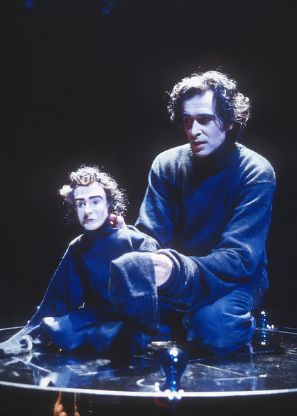 'Hamlet' Play performed at the Young Vic Theatre, London, UK 1994