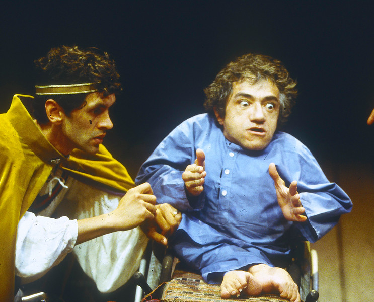 'Haroun' Play performed in the Cottesloe Theatre, National Theatre, London, UK 1998