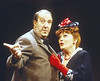 'Harvey' Play performed in the Shaftsbury Theatre, London, UK 1995