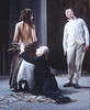 'Hated Nightfall' Play performed at the Royal Court Theatre, London, UK 1994