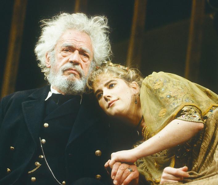 'Heartbreak House' Play performed at the Theatre Royal Haymarket, London UK 1992