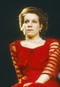 'Hedda Gabler' Play performed at the National Theatre, London, UK 1989