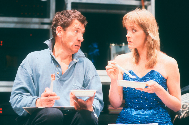 'Henceforward' Play performed at the Vaudeville Theatre, London, UK 1988