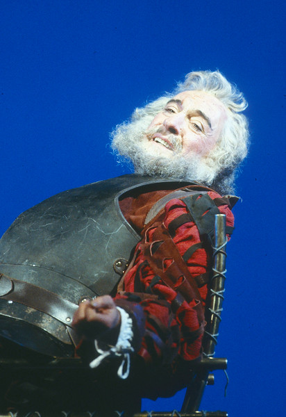 'Henry IV' Play performed by the Royal Shakespeare Company, UK 1991