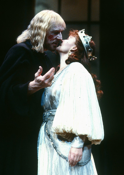 'Henry IV' Play performed in Wyndham's Theatre, London, UK 1990