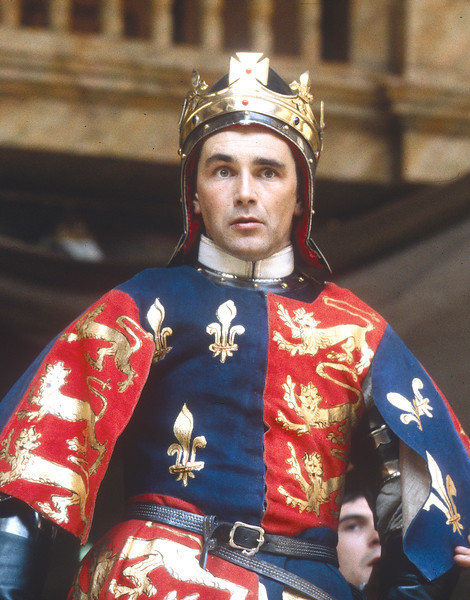 'Henry V' Play performed at Shakespeare's Globe Theatre, London, UK 1997