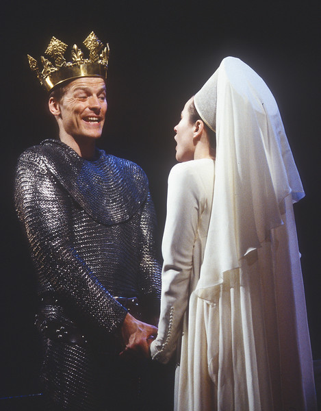 'Henry V' Play performed by the Royal Shakespeare Company, UK 1994
