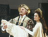 'Henry VIII' Play performed at the Chichester Fesival Theatre, London, UK 1991