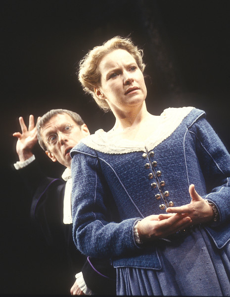 'The Herbal Bed' Play performed at the Duchess Theatre, London, UK 1997