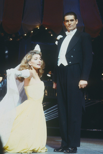 'High Society' Musical performed in the Palace Theatre, London, UK 1987