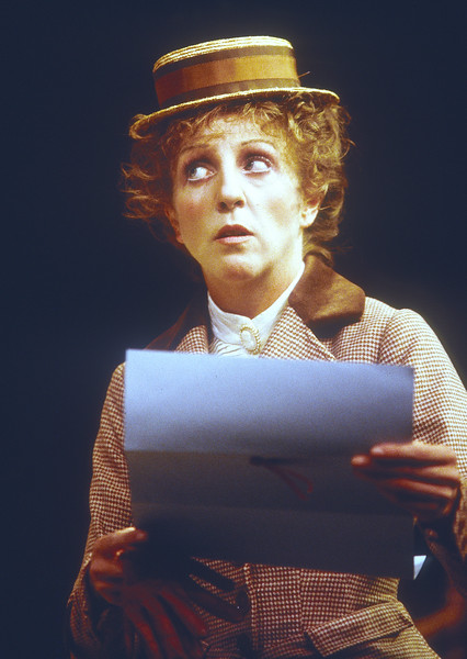 'Hobson's Choice' Play performed at Chichester Festival Theatre, West Sussex, UK 1995