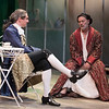 'Hogarth's Progress' Plays performed at the Rose Theatre, Kingston, UK