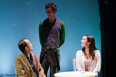 """Cal Poly Pomona Theatre Dept. Studio Theatre Series presents, """"How I Learned to Drive"""""""