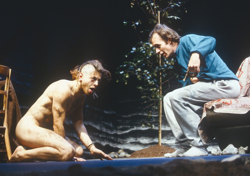 'Hush' Play performed at the Royal Court Theatre, London, UK 1993