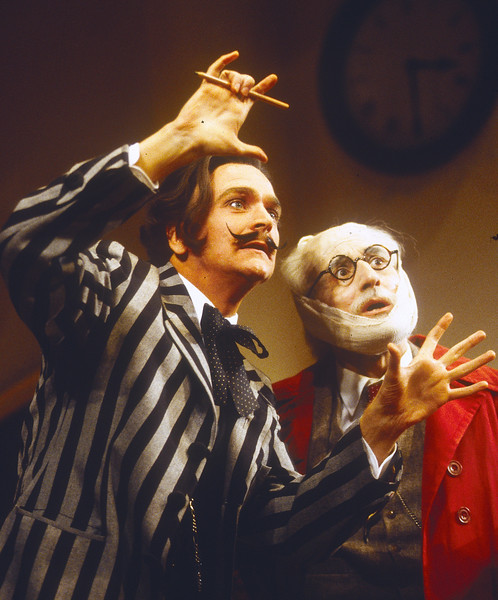 'Hysteria' Play performed at the royal Court Theatre London, UK 1993