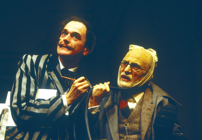 'Hysteria' Play performed at the Duke of York's Theatre, London, UK 1995