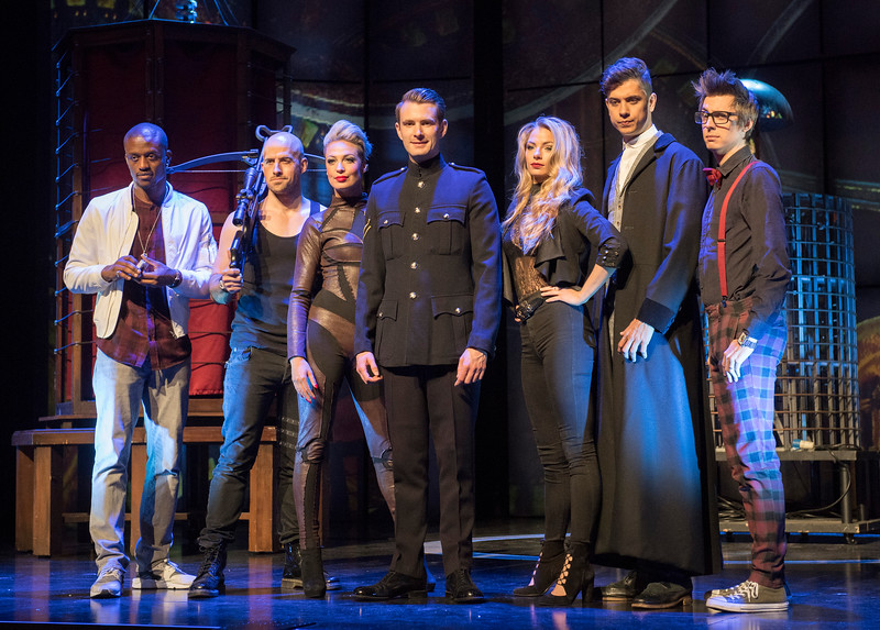 'Impossible' Magic Show performed at the Noel Coward Theatre, London, UK