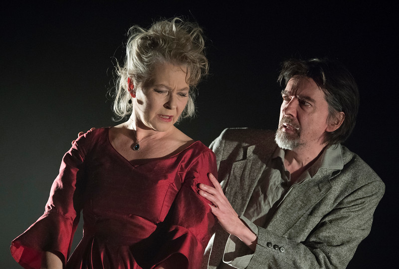 'In the Depths of Dead Love' Play by Howard Barker performed at The Print Room, London, UK