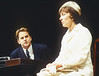 'Inadmissable Evidence' Play performed in the Lyttelton Theatre, National Theatre, London, UK 1993
