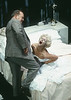 'Insignificance' Play performed in the Donmar Theatre, London, UK 1995