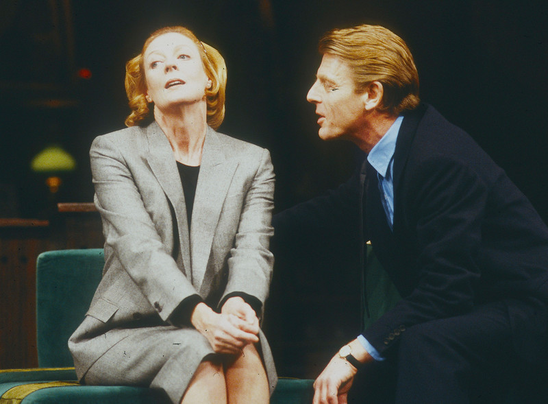 'Interpreters' Play performed at the Queens Theatre, London, UK 1985