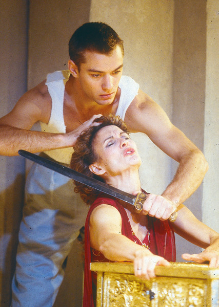 'Ion' Play performed by the Royal Shakespeare Comoany, UK 1995
