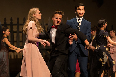 It's a Wonderful Life presented by Williams Field High School Dec 2018. Devon Christopher Adams.