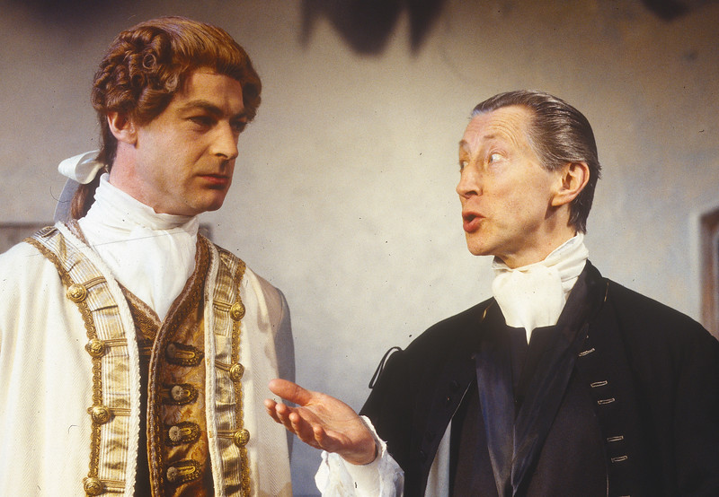 'Jeppe of the Hill' Play performed at the Gate Theatre, London, UK 1994