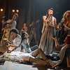 'Jesus Christ Superstar' Musical performed at the Barbican Theatre, London,UK