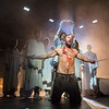 'Jesus Christ Superstar' Musical performed at the Open Air Theatre, Regents Park, London, UK